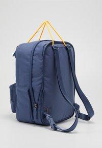 Nike Sportswear - TANJUN - Rucksack - diffused blue/diffused blue/black - 4