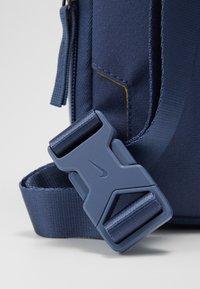 Nike Sportswear - TANJUN - Rucksack - diffused blue/diffused blue/black - 7