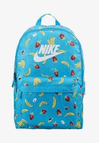 Nike Sportswear - HERITAGE - Mochila - current blue/white - 1