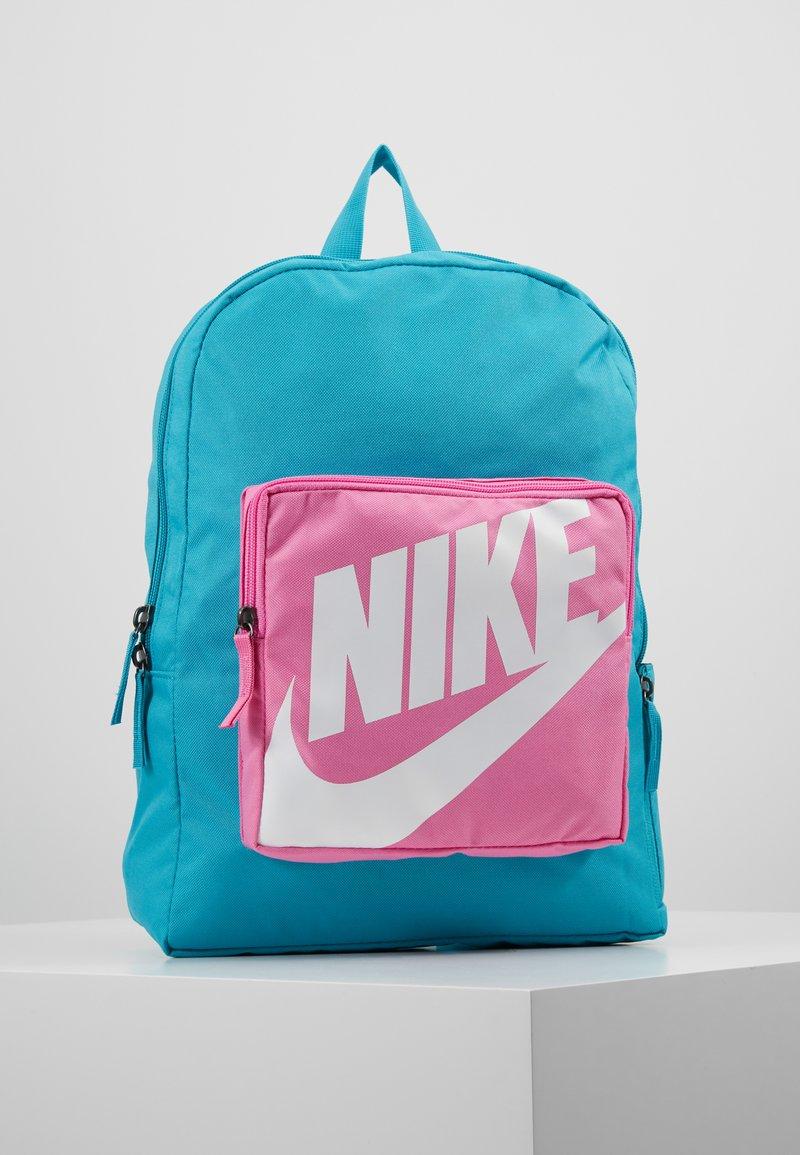 Nike Sportswear - CLASSIC - Sac à dos - teal/china rose/white