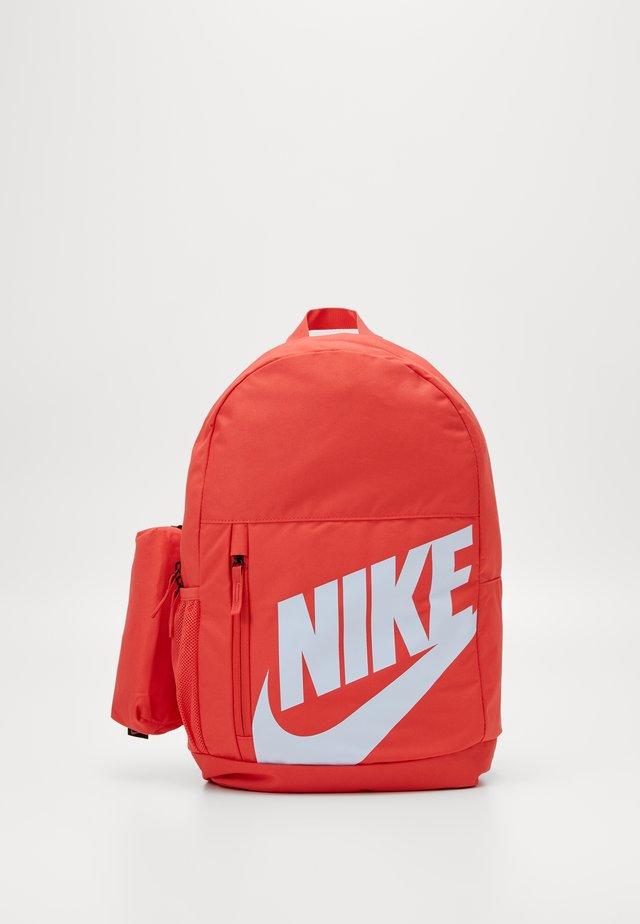 Sac à dos - track red/football grey