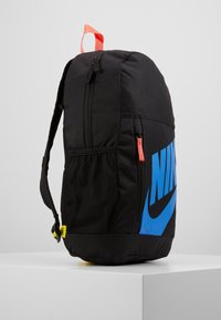 Nike Sportswear - Batoh - black/pacific blue - 4