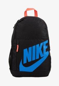 Nike Sportswear - Batoh - black/pacific blue - 1