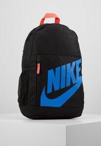 Nike Sportswear - Batoh - black/pacific blue - 0