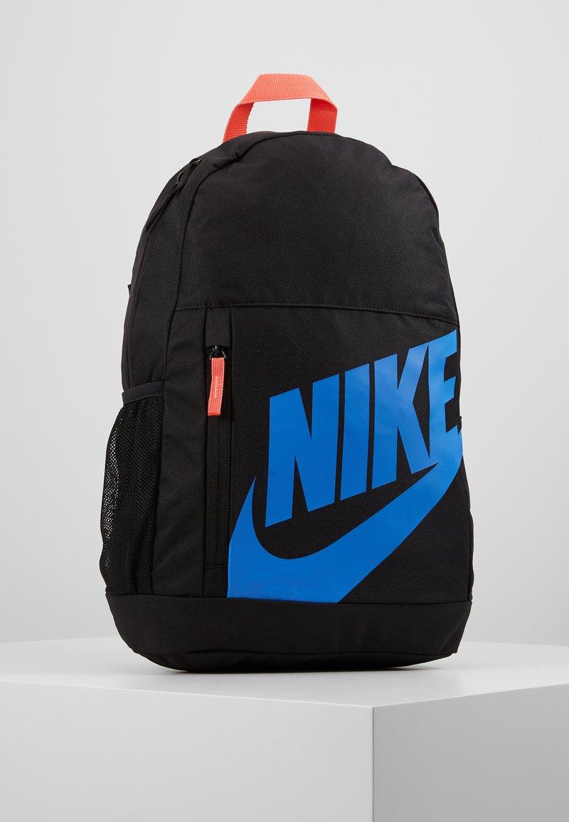 Nike Sportswear - Batoh - black/pacific blue