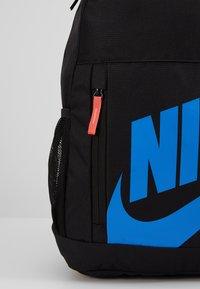 Nike Sportswear - Batoh - black/pacific blue - 2