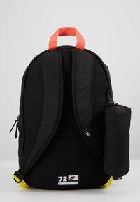 Nike Sportswear - Batoh - black/pacific blue - 3