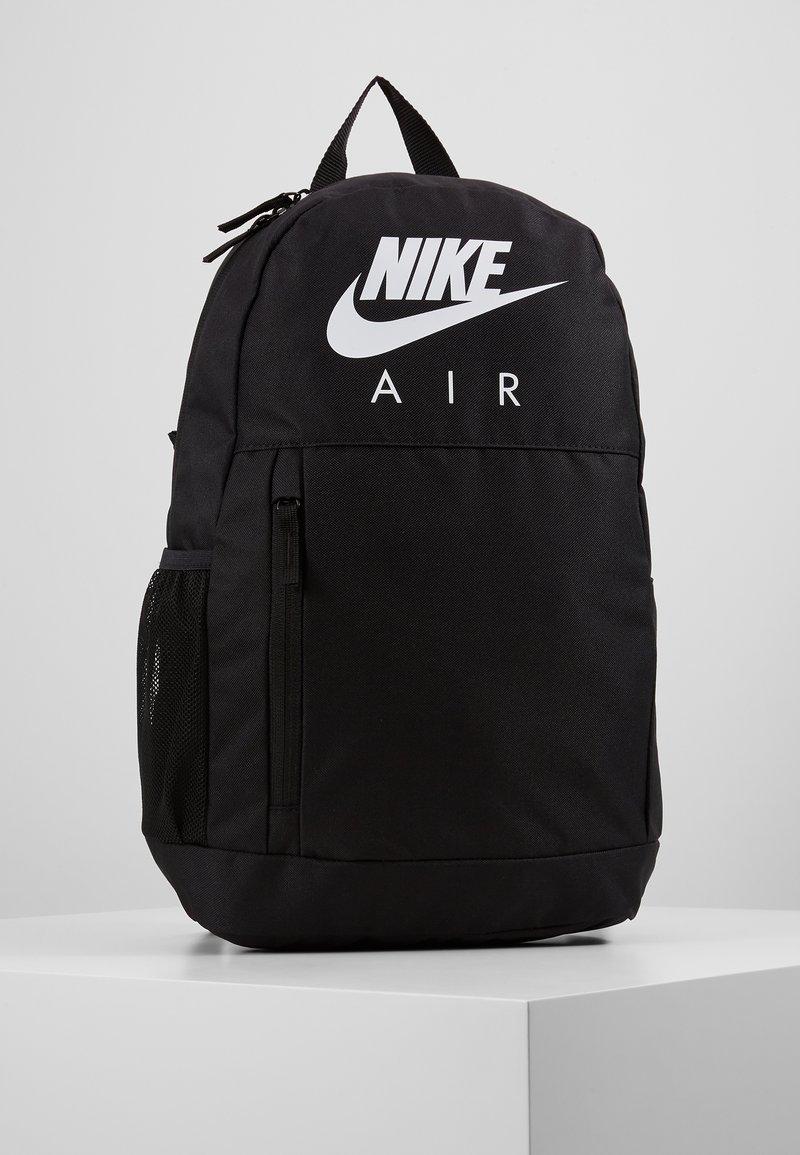 Nike Sportswear - Y NK ELMNTL BKPK - GFX FA19 - School set - black/white