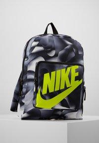 Nike Sportswear - CLASSIC  - Rugzak - black/lemon - 0
