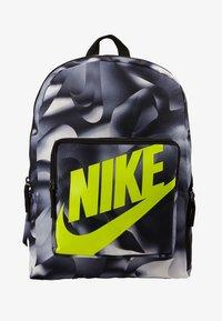 Nike Sportswear - CLASSIC  - Rugzak - black/lemon - 1