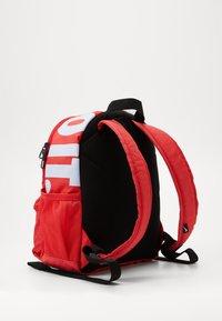 Nike Sportswear - BRASILIA  - Rugzak - track red/black/black - 1