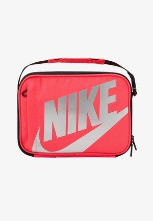 FUTURA FUEL PACK - Handbag - black/racer pink