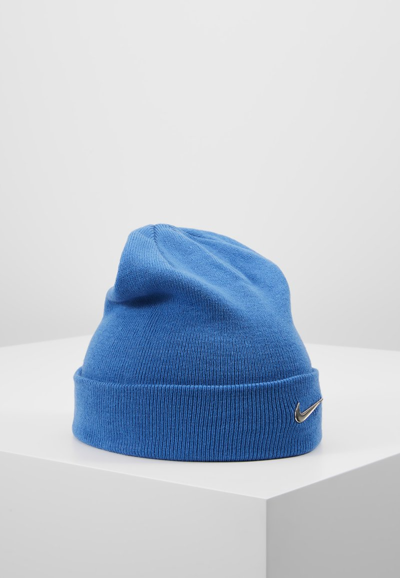 Nike Sportswear - BEANIE - Muts - mountain blue/metallic silver