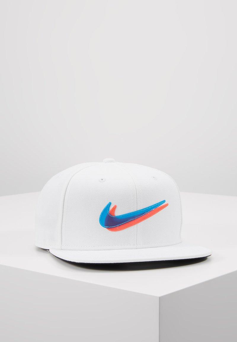 Nike Sportswear - PRO - Cap - white/blue hero