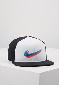 Nike Sportswear - PRO - Cap - black/white/blue hero - 0