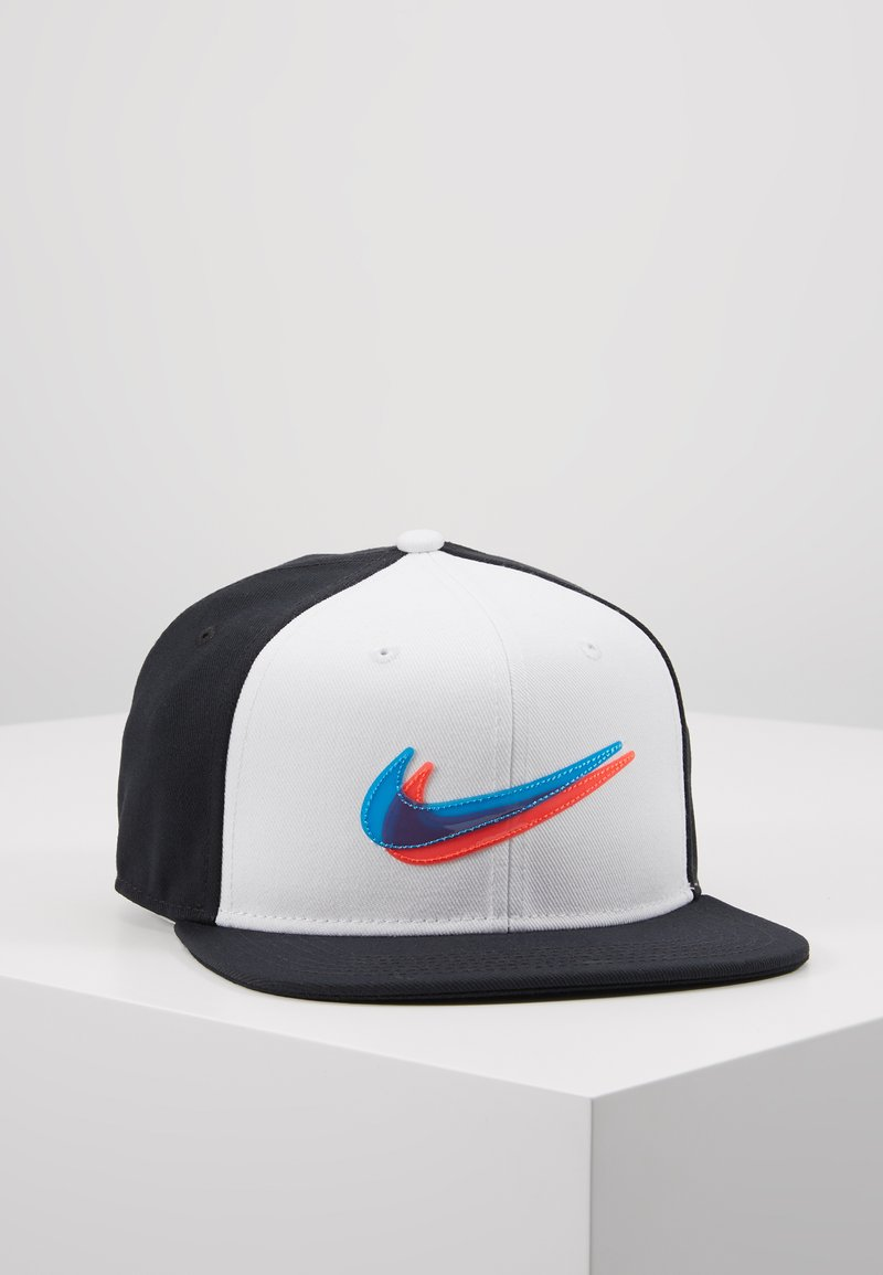 Nike Sportswear - PRO - Cap - black/white/blue hero