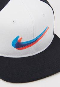 Nike Sportswear - PRO - Cap - black/white/blue hero - 2