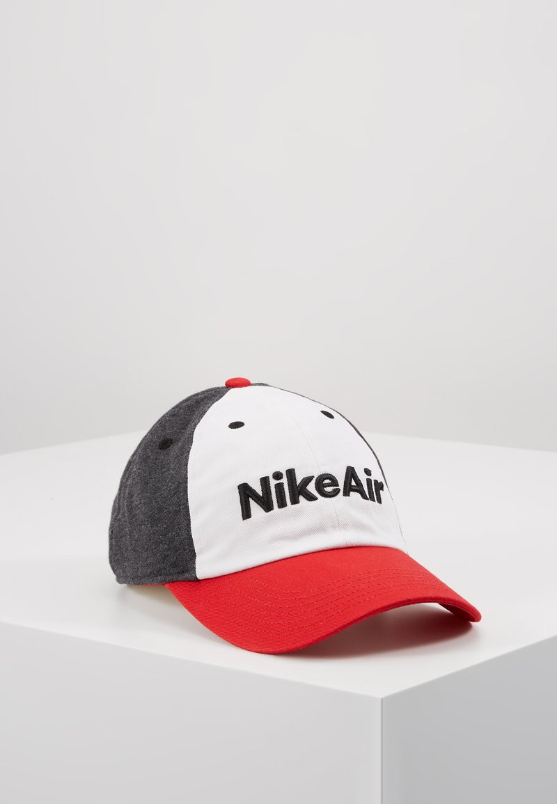 Nike Sportswear - AIR - Kšiltovka - university red/white/black heather