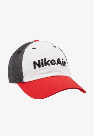AIR - Cap - university red/white/black heather