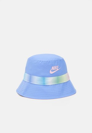 REVERSIBLE BUCKET - Sombrero - royal pulse/light arctic pink