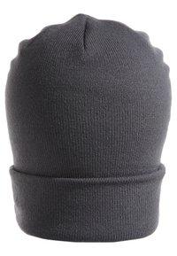 Nike Sportswear - BEANIE - Gorro - dark grey/metallic silver - 4