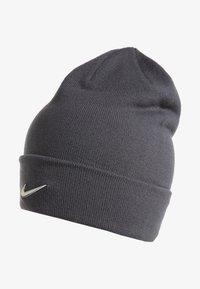 Nike Sportswear - BEANIE - Gorro - dark grey/metallic silver - 2
