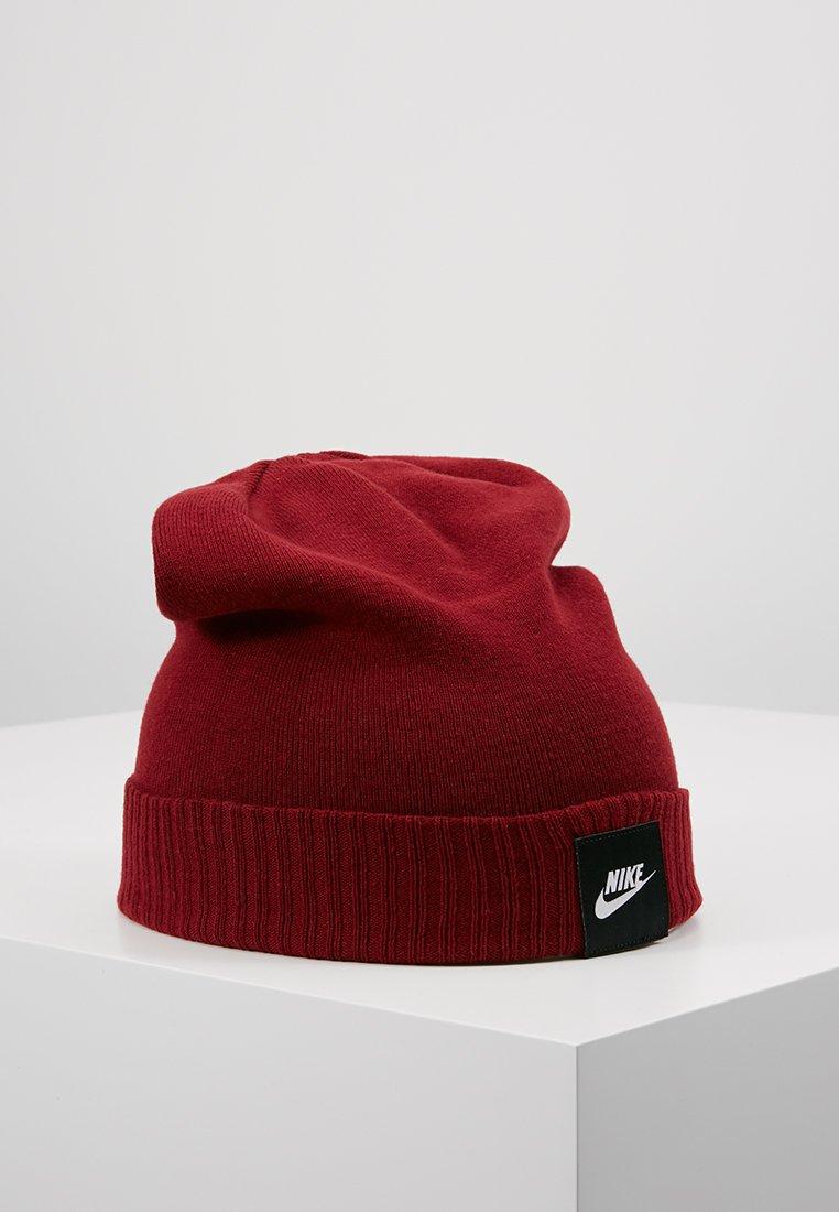 Nike Sportswear - FUTURA - Czapka - bordeaux/schwarz