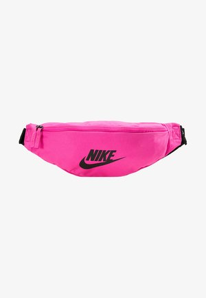 HERITAGE HIP PACK - Bum bag - fuchsia/black