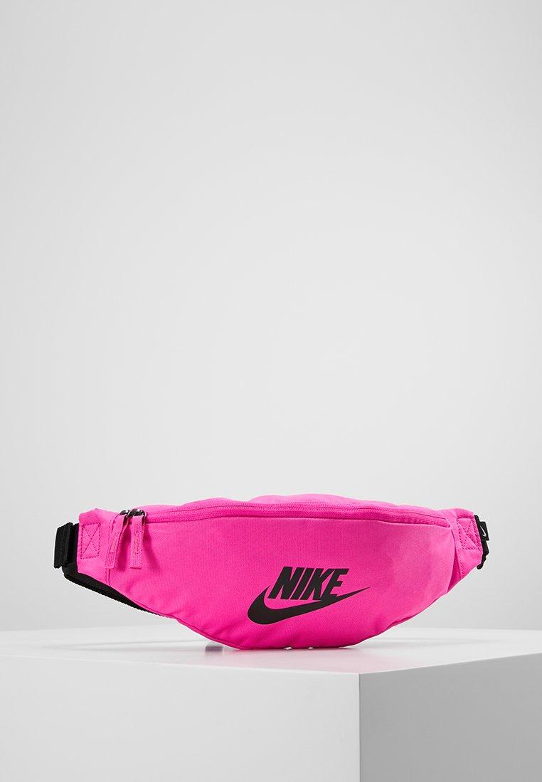 Nike Sportswear - HERITAGE HIP PACK - Heuptas - fuchsia/black