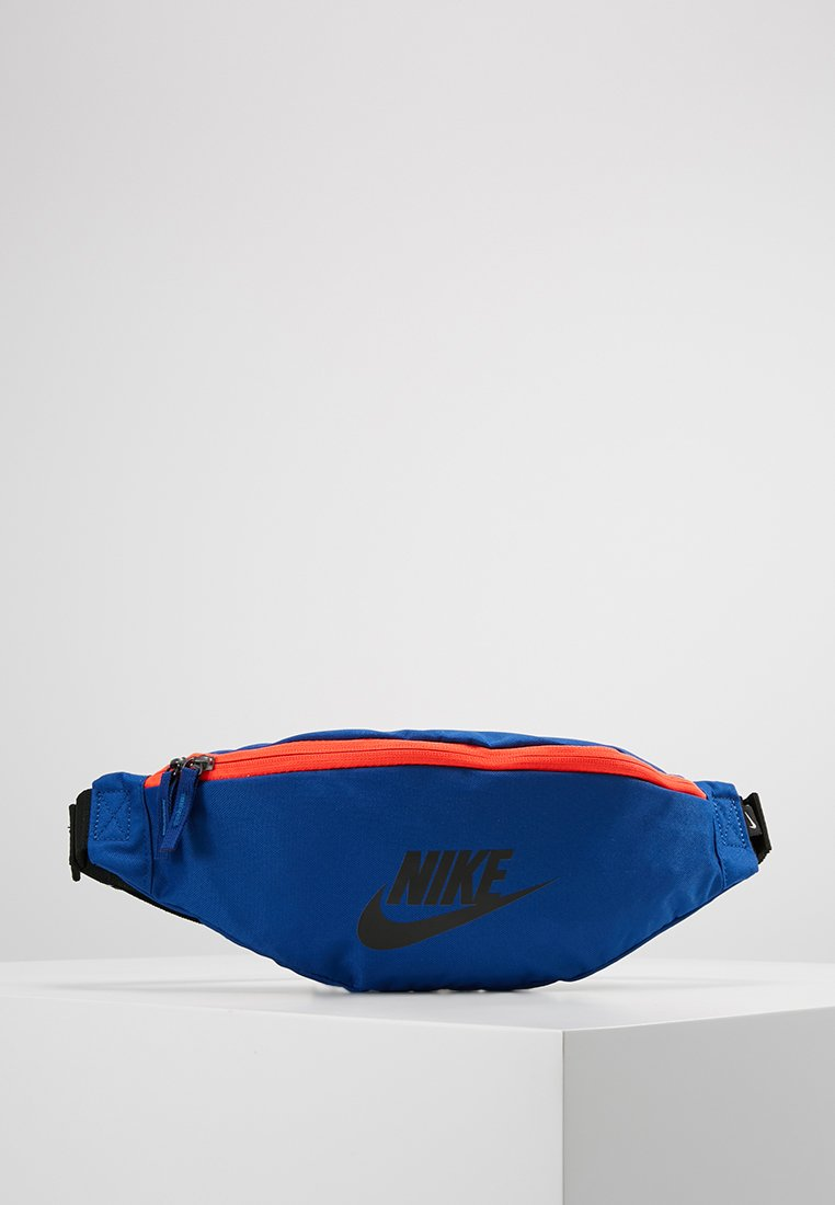 Nike Sportswear - HERITAGE HIP PACK - Sac banane - indigo force/black