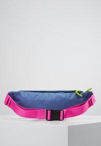 Nike Sportswear - HERITAGE HIP PACK - Vyölaukku - indigo storm/indigo fog/black - 2