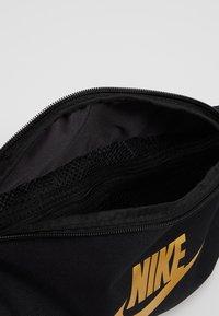 Nike Sportswear - HERITAGE HIP PACK - Gürteltasche - black - 4