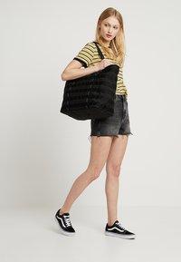 Nike Sportswear - NK AF-1 - Shoppingväska - black - 5