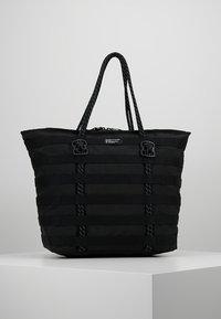 Nike Sportswear - NK AF-1 - Shoppingväska - black - 0