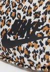 Nike Sportswear - HERITAGE HIP PACK LEOPARD - Gürteltasche - pale ivory/black