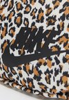Nike Sportswear - HERITAGE HIP PACK LEOPARD - Bæltetasker - pale ivory/black