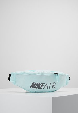 HERITAGE HIP PACK AIR - Ledvinka - teal tint/black/dark grey