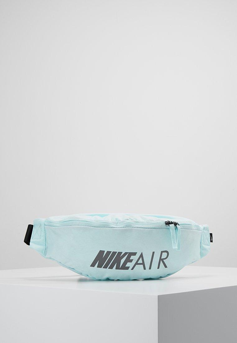 Nike Sportswear - HERITAGE HIP PACK AIR - Ledvinka - teal tint/black/dark grey