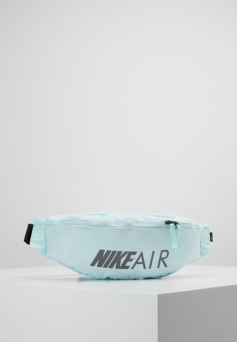 Nike Sportswear - HERITAGE HIP PACK AIR - Saszetka nerka - teal tint/black/dark grey