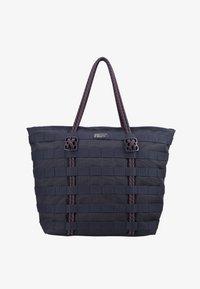 Nike Sportswear - TOTE - Tote bag - gridiron/bright crimson/white - 6