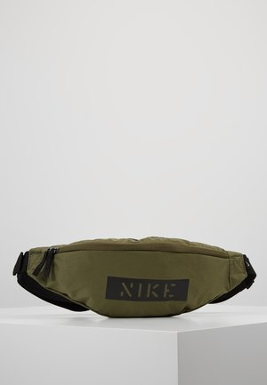 HERITAGE HIP PACK - Riñonera - medium olive/white