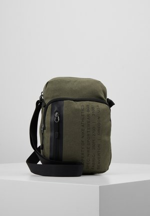 TECH SMIT - Torba na ramię - medium olive/black