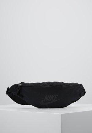 HERITAGE HIP PACK - Bältesväska - black/glossy black