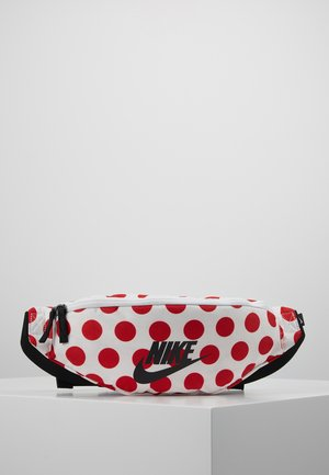 HERITAGE HIP PACK - Riñonera - red / white