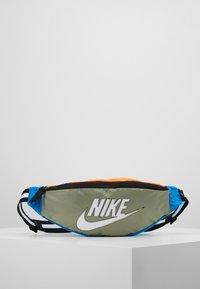 Nike Sportswear - NK HERITAGE HIP PACK  - Ledvinka - jade stone/hyper crimson/white - 0