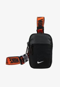 Nike Sportswear - ADVANCE - Across body bag - black/white - 6