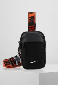 Nike Sportswear - ADVANCE - Across body bag - black/white - 0