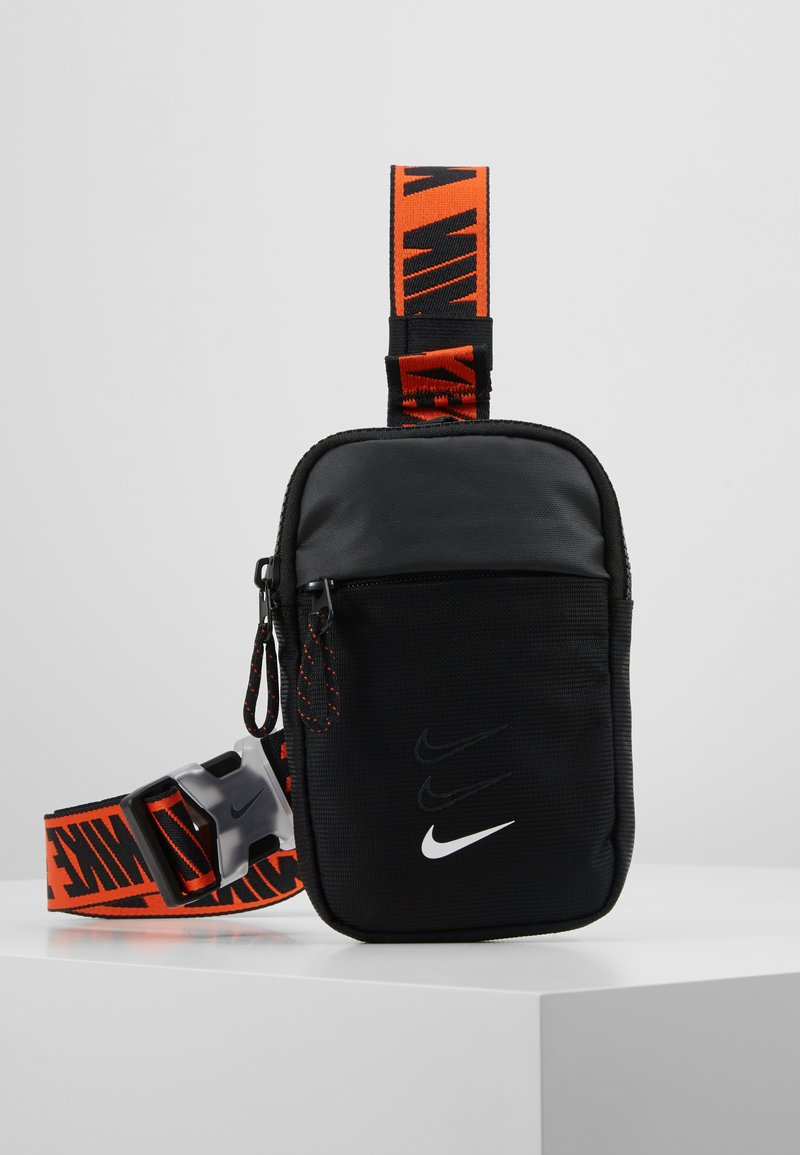 Nike Sportswear - ADVANCE - Across body bag - black/white