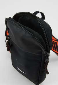 Nike Sportswear - ADVANCE - Across body bag - black/white - 4