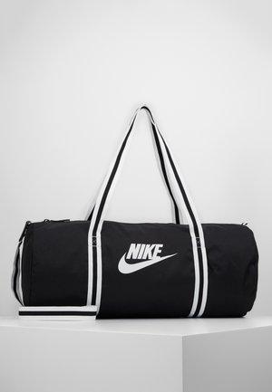 HERITAGE - Sporttasche - black/white
